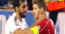 Ať se Balotelli dívá! Kapitán Gerrard odmítl výměnu dresu