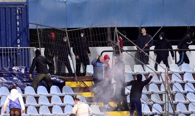 Co se dělo na Slovanu? Spartě kvůli chuligánům hrozila kontumace