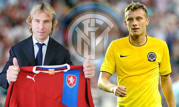 Krejčí do Interu Milán? Šanci by mohl dostat, myslí si Nedvěd