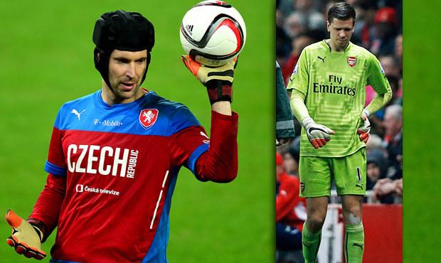Arsenalu se zranil brankář. Otevírají se dveře pro Čecha?