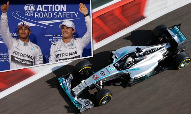 Musím Hamiltona přinutit k chybě, říká před závodem roku Rosberg