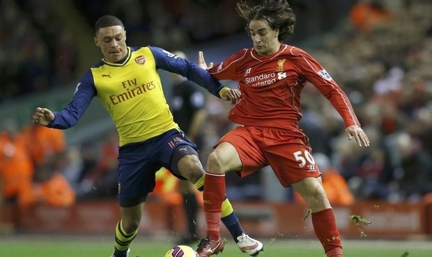 ONLINE: Boj o důležité body. Liverpool prohrává s Arsenalem 1:2