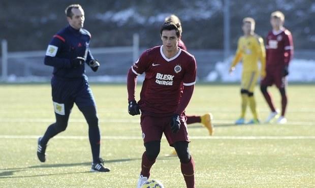 Spartu opouští další hráč. Vacek bude hostovat v Boleslavi