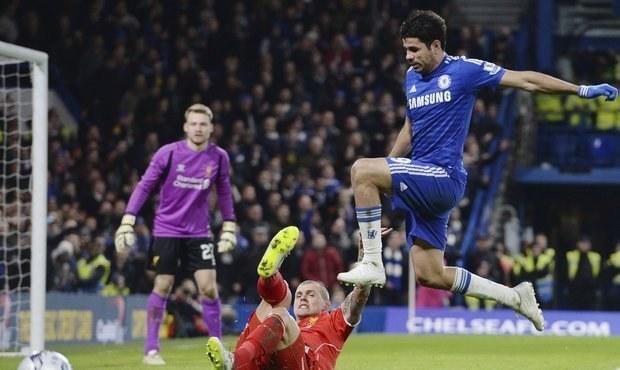 Chelsea zuří kvůli Costovi. Klub zrušil tiskovku, hrozí mu pokuta