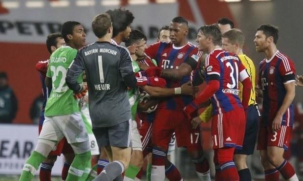 DEBAKL! Wolfsburg vyprášil čtyřmi góly mistrovský Bayern