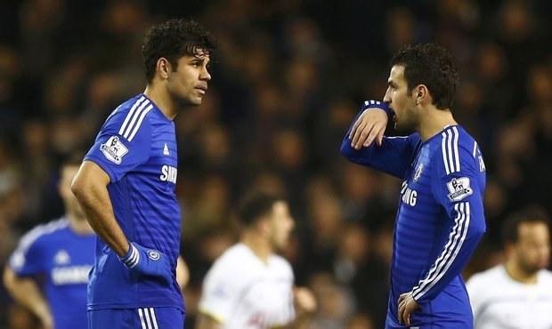 Chelsea má problém! Kdo nahradí proti City Fábregase a Costu?