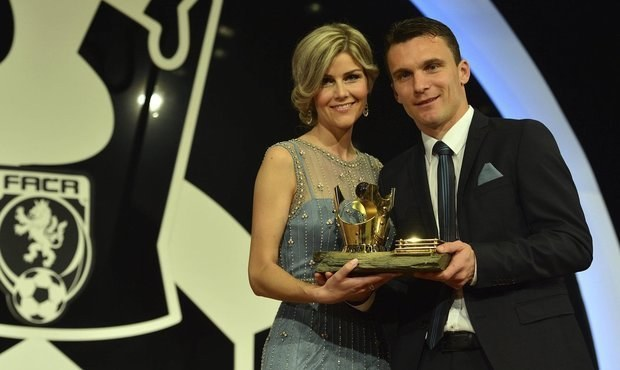 Fotbalista roku 2014 David Lafata: O tom jsem nikdy ani nesnil