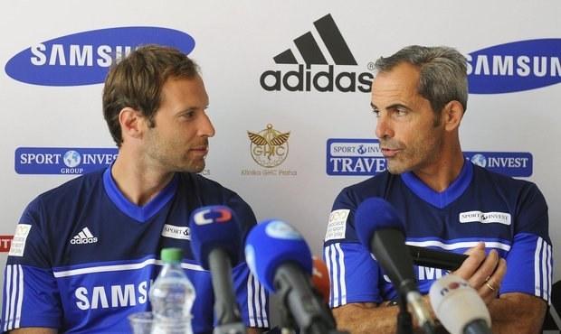 Trenér brankářů Chelsea: Petr na lavičce? Je to těžké, rozhodl Mourinho