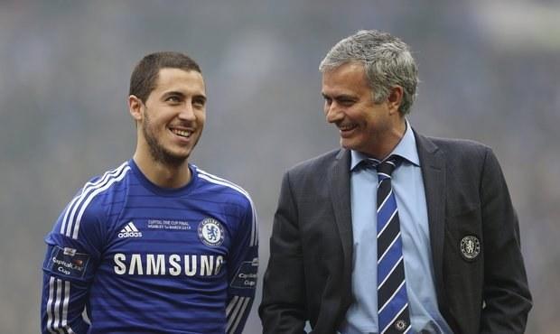 Mourinho zaútočil na Real: Hazard? Dejte nám 7 miliard a Ronalda