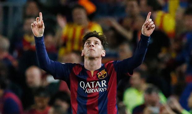 Messiho účet: DVA GÓLY! Barca zpráskala Bayern 3:0 a je blízko finále