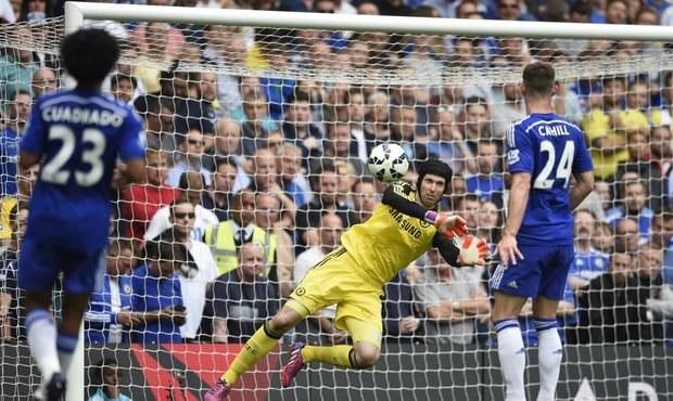 ONLINE: Čech dostal gól, Chelsea hraje se Sunderlandem 1:1