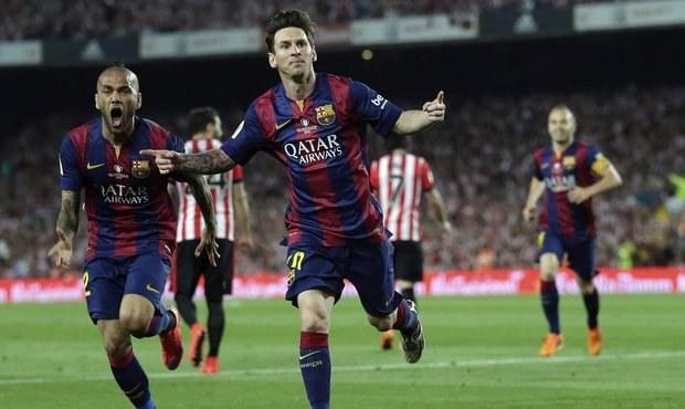 Messi předvedl úchvatné sólo a Barcelona slaví triumf v poháru