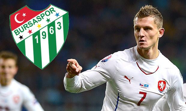 Necida získal Bursaspor. Dostane lukrativní smlouvu, řekl agent