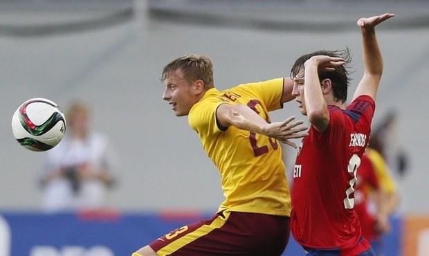 LM ONLINE: Přestřelka! Krejčí vyrovnal, Sparta hraje na CSKA 2:2