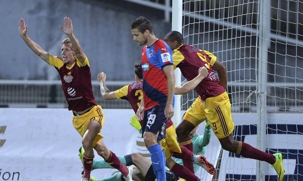 VIDEO: Plzeň na Dukle prohrála 0:1, Kovařík zahodil penaltu