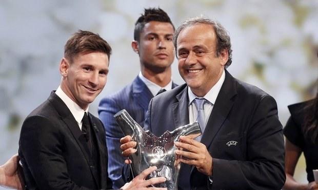 Messi převzal trofej, plánuje zlepšit penalty. Pozve si Panenku?