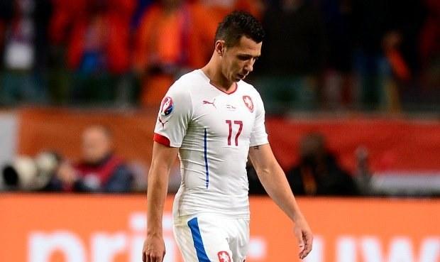 Jediný smutný Čech! Vyloučený Suchý se musí bát o EURO
