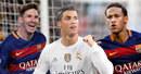 Ronaldo, Messi, nebo Neymar. To jsou finalisté Zlatého míče