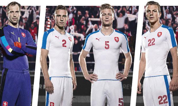 Národní tým ukázal venkovní dresy pro EURO! Mají speciální technologii