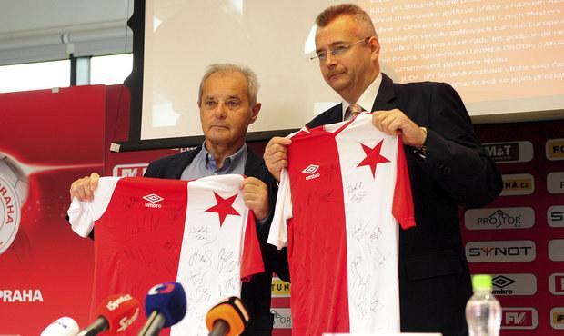 Charakter posil i vysoké cíle. Co prozradila Slavia před startem jara?