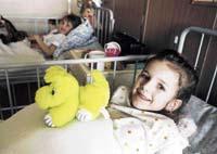 Moderní ortopedie dnes dokáže zázraky. Potvrdily nám to i samy děti, pobývající na ortopedické klinice v Praze na Bulovce