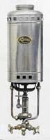 Plynové průtokové ohřívače vody se používají i dnes, jen jejich tvary se změnily