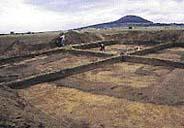 Systematické vykopávky jsou až posledním krokem v archeologickém výzkumu