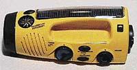 Plážová verze rádia - rádio na sluneční baterii