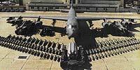 Výzbroj, se kterou může B-52 Stratofortress disponovat, je skutečně úctyhodná