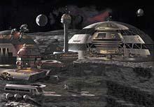 Tvar měsíčních hotelů by měl být hodně podobný plánovaným mimozemským vědeckým základnám. V turistických střediscích bude ale kladen větší důraz na pohodlí a zábavu obyvatel