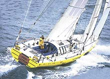 Sám na širém moři, odkázán jen na své schopnosti - takové jsou závody jachet