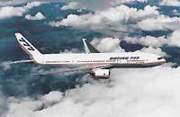 Nejmladší z rodiny - dopravní letoun Boeing 777