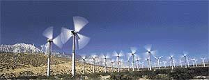 Současné větrné elektrárny pro dodávku elektrické energie do sítě dosahují zpravidla výkonů od 600 kW do 1,6 až 2 MW (1600 - 2000 kW)