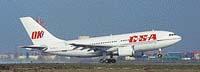 Letouny Airbus A-310 má ve flotile také naše společnost ČSA