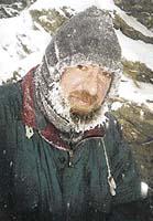 Mráz, sníh a vítr ukázaly svoji sílu