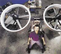 Michael Moshier s prototypem Solo Treku