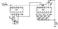 Schéma zapojení elektroniky