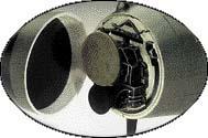 Radiolokátor v přídi letounu