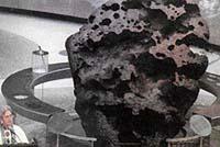 Slavný meteorit