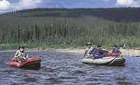 Na severní řece
