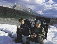 Láďa s Tondou mají za sebou i přechod horského ledovce. Další film o jejich aljašských dobrodružstvích se právě dokončuje