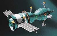 Kosmická loď určená pro přepravu kosmonautů   -  Foto Václav Holič