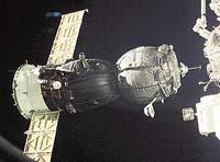 Vesmírná loď Sojuz