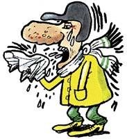Virus vyvolává takové reakce nakaženého organismu, které mu usnadňují další šíření. Proto při chřipce a nachlazení kašleme a kýcháme. Zvířata nakažená vzteklinou zase koušou a všude trousí infekční sliny