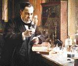 Louis Pasteur získal vakcínu proti vzteklině z vysušené míchy nakaženého králíka