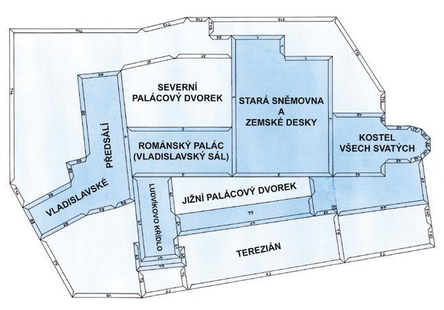 Prazsky Hrad Stary Kralovsky Palac 2 Abicko Cz