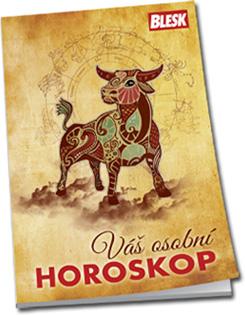 Osobní horoskop - ukázka knihy