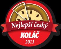Nejlepší český koláč 2013