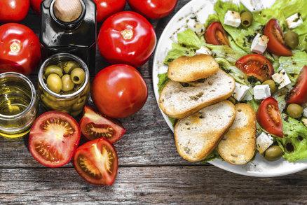 Středomořská dieta se vrací! Překvapí vás, kolik s ní můžete shodit
