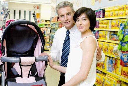 29. týden: Je kočárek opravdu jen pro pohodlné matky?